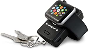 Black Fin Keychain Power Bank for Apple Watch