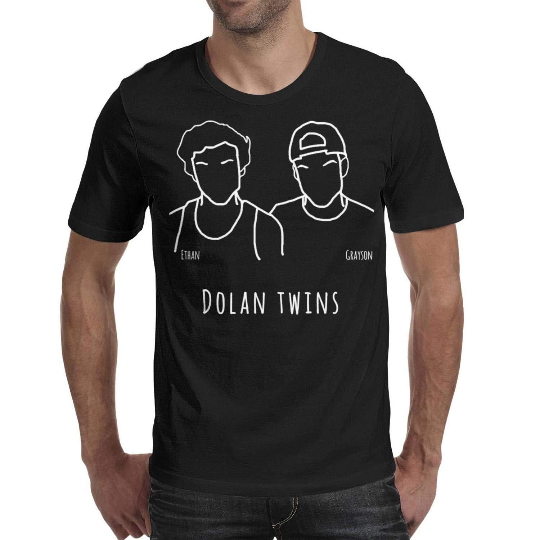 Mens Dolan-Twins-Ethan-Grayson Tee Shirts