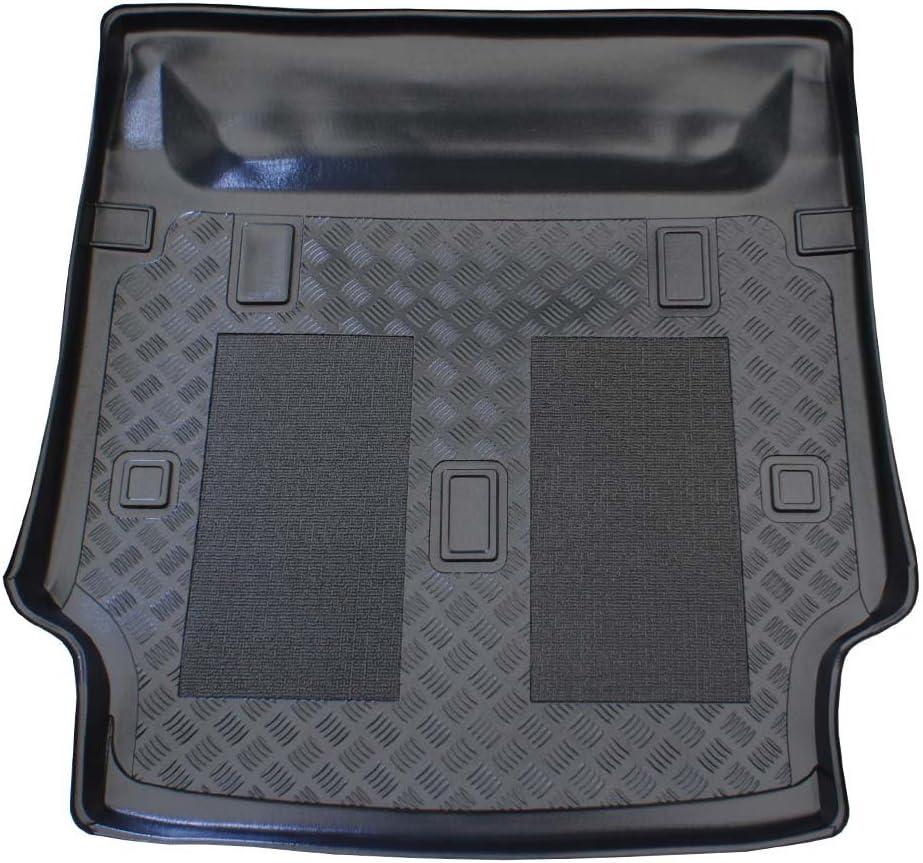 Set Kofferraumwanne Ladekantenschutz für Dacia Lodgy 2012-7 Sitzer