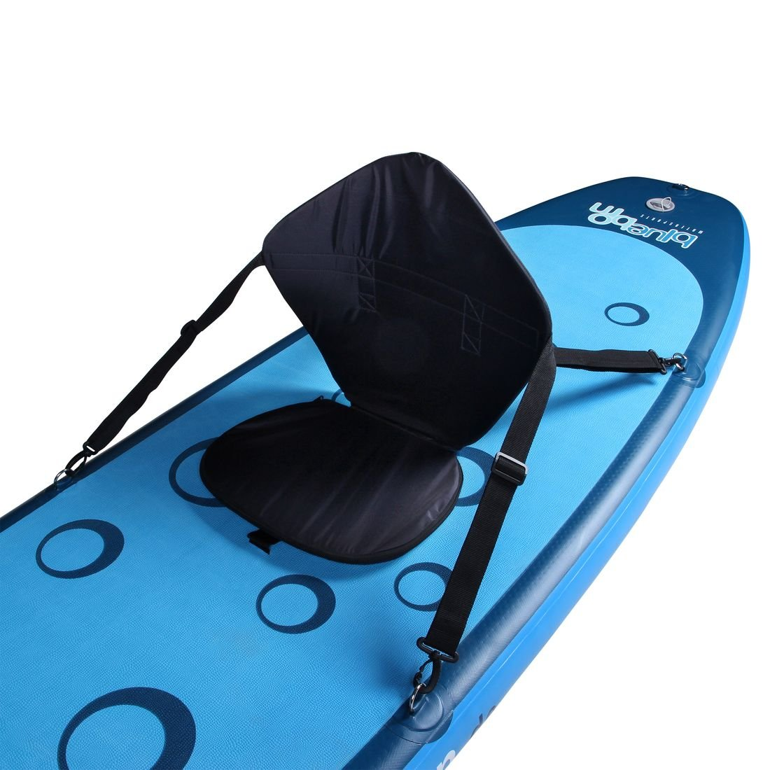 ... Stand Up Paddle Board Set incl. remo, asiento de kayak, reposapiés, bomba con manómetro y bolsa de transporte, set de kayak inflable, tabla de surf con ...