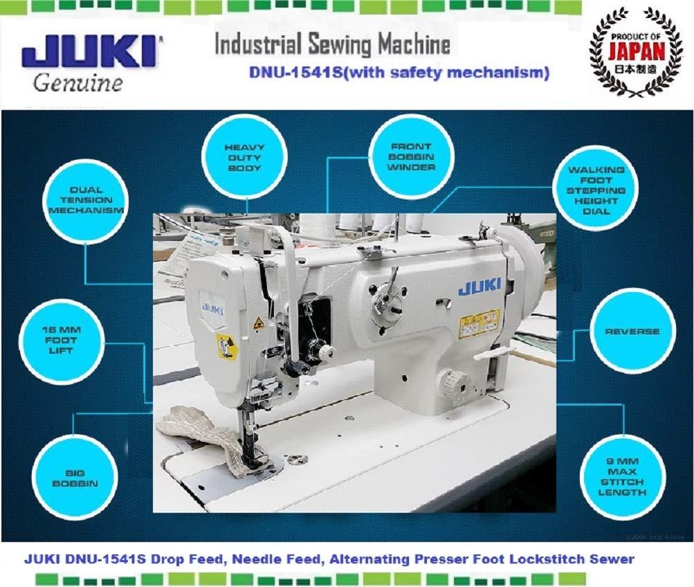 alpha-ene.co.jp Sewing Arts, Crafts & Sewing DIY. Juki DNU-1541S ...