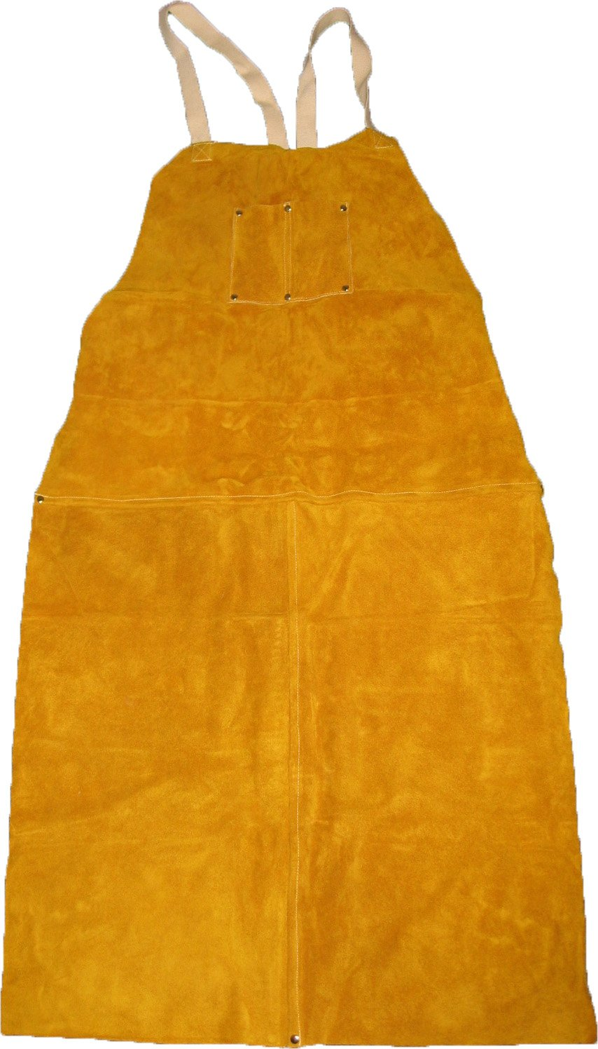 US Forge 99406 Leather Welding Apron with 42-Inch Bib