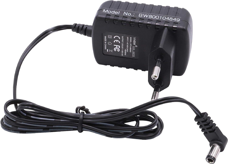 vhbw Cargador, Fuente de alimentación 220V (6.5V/0.6A) para Siemens Gigaset A160, A165, A260, A265, A380, A385, A580, A585, AC160, AC165.: Amazon.es: Electrónica