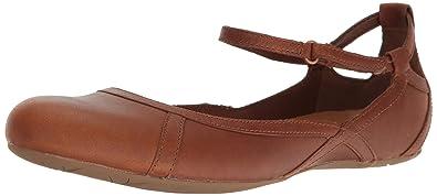 Merrell Women's Ember Bluff Strap Fashion Sneaker, Fawn, ...