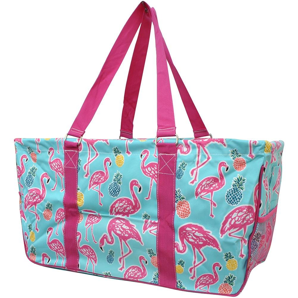 N.Gil レディース B01M8NT272 Tropical Flamingo Hot Pink Tropical Flamingo Hot Pink