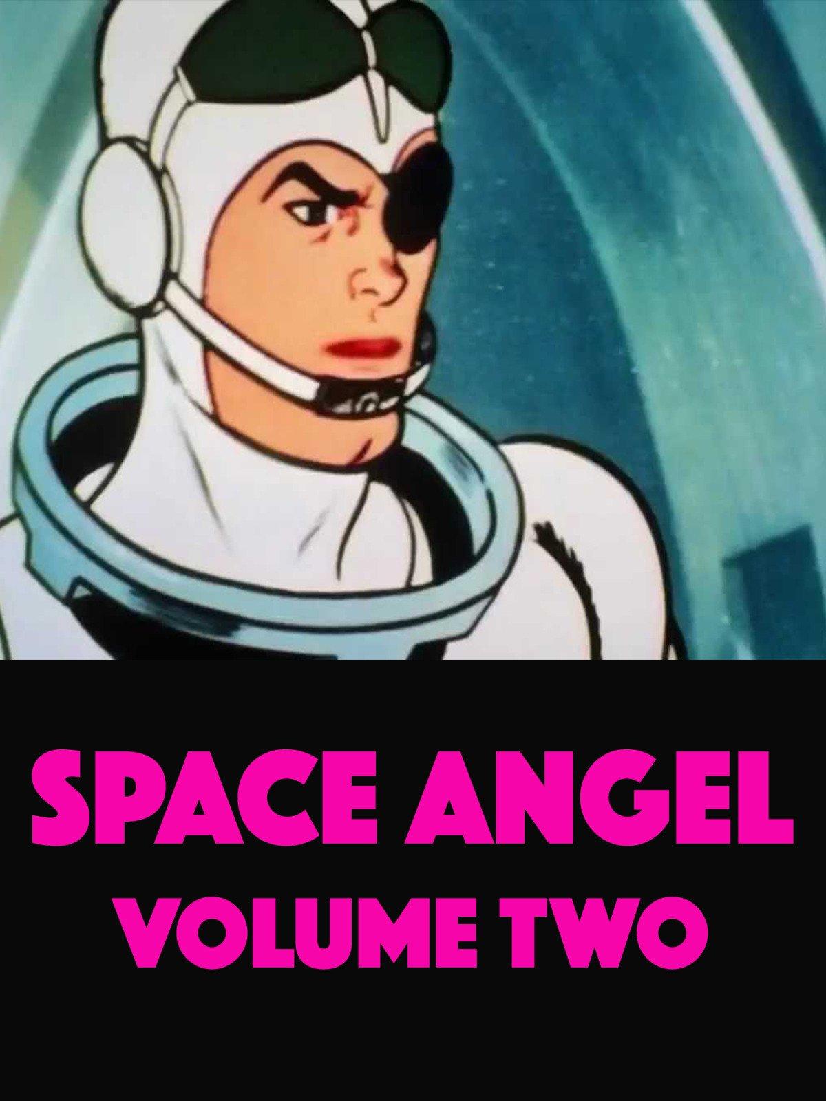 Space Angel Volume 2 on Amazon Prime Video UK