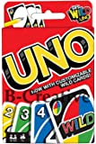 B-Creative Mattel UNO card Game with WILD CARDS