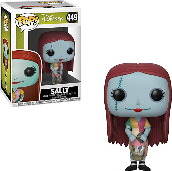Amazon.com: Funko Pop Disney: Nightmare Before Christmas ...