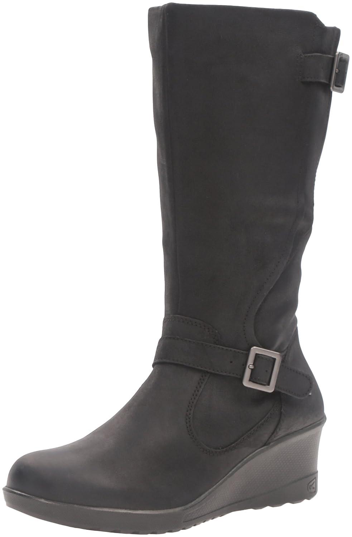 KEEN Women's Scots-w Boot B019HDPTGK 9.5 B(M) US|Black