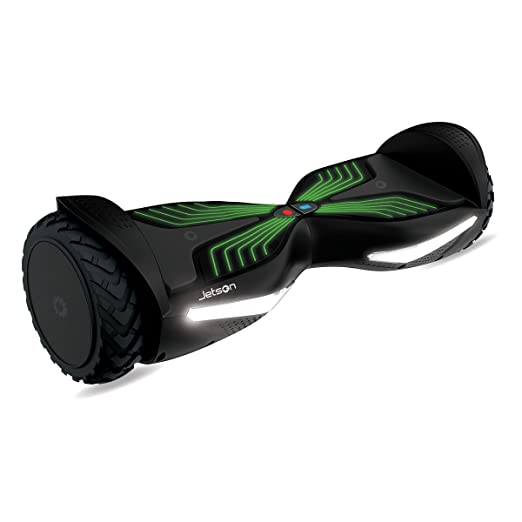 Amazon.com : Jetson V12 Electra-Light Hoverboard Self ...