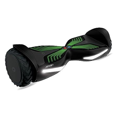 Amazon.com : Jetson V12 Electra-Light Hoverboard Self ...