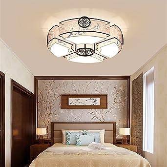 BRIGHTLLT Nuevo Chino luces luces LED lámpara de techo ...