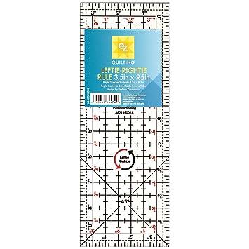 EZ Quilting Acryl-N/ähvorlage Hexagon zuschneidbar
