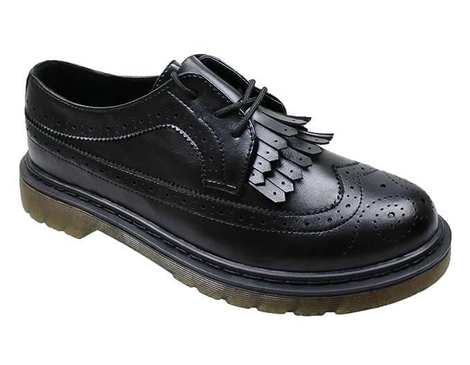 AK collezioni Scarpe francesine uomo nero frangia calzature sneakers casual  nuove con scatolo  Amazon.it  Abbigliamento ba7b3e94558
