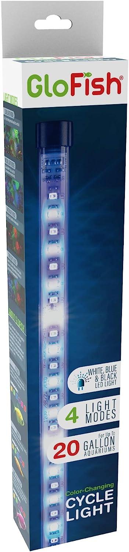 Glofish Four Mode Cycle Light for Interactive Aquariums