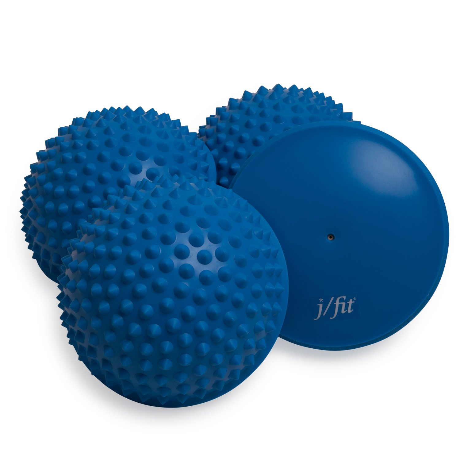 j/fit Balance Pod & Foot Fitness Set - Includes 4 Pods