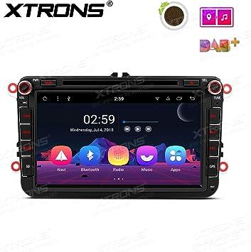 Amazon.com: XTRONS 8 pulgadas Android 8.1 Octa Core HD ...