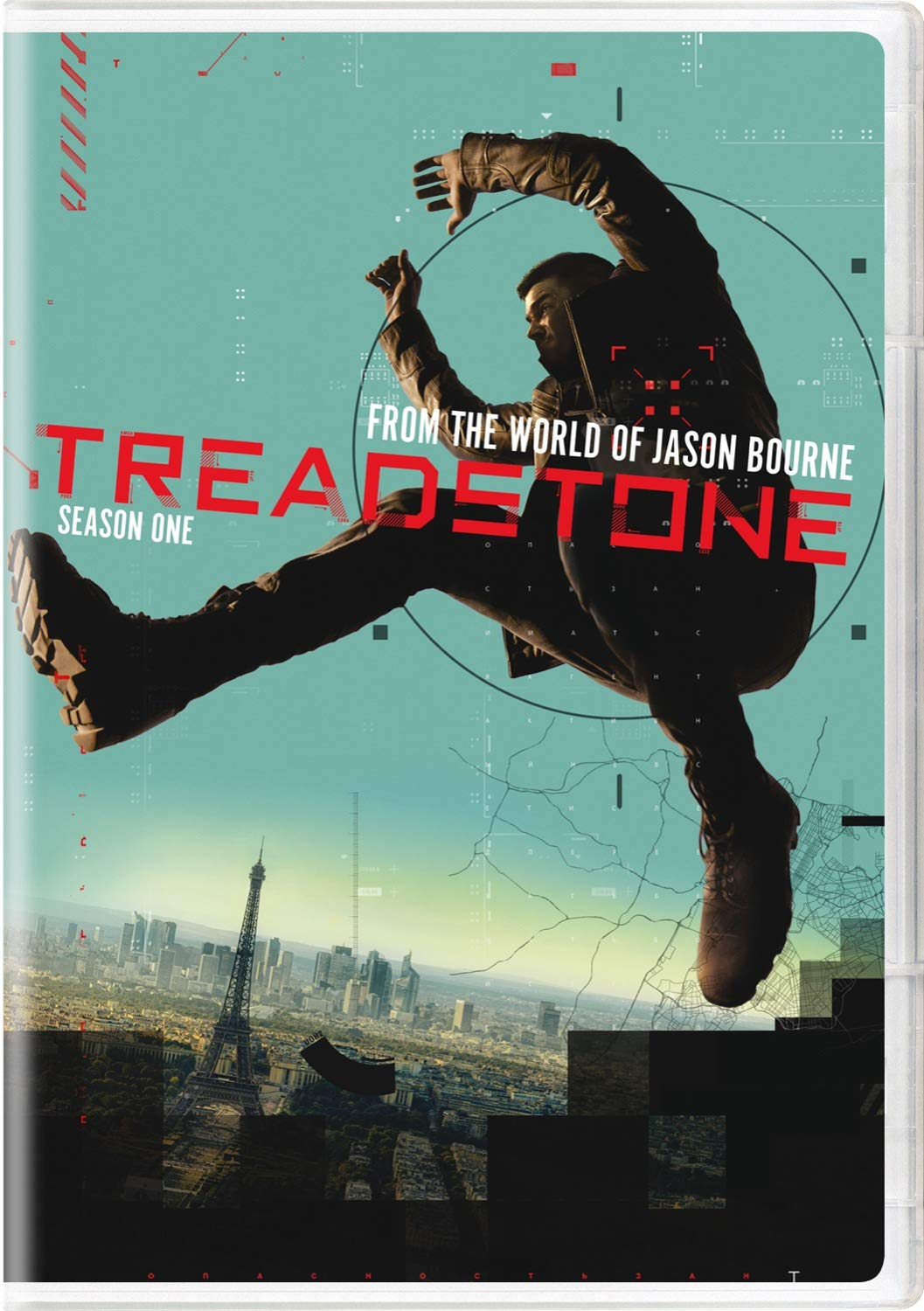 Amazon.com: Treadstone: Season One: Jeremy Irvine, Tracy Ifeachor ...