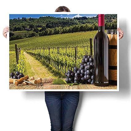 Italain Art Wine Paintings