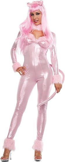 Starline Costumes Sweet Panther - Disfraz de Pantera - Rosa ...