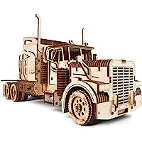 UGEARS Mechanical Wooden 3D Puzzle Model VM-03 Heavy Truck Construction Set
