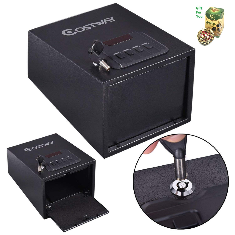 クイックアクセスPistol Safe with電子ロック B07FLTMKRQ