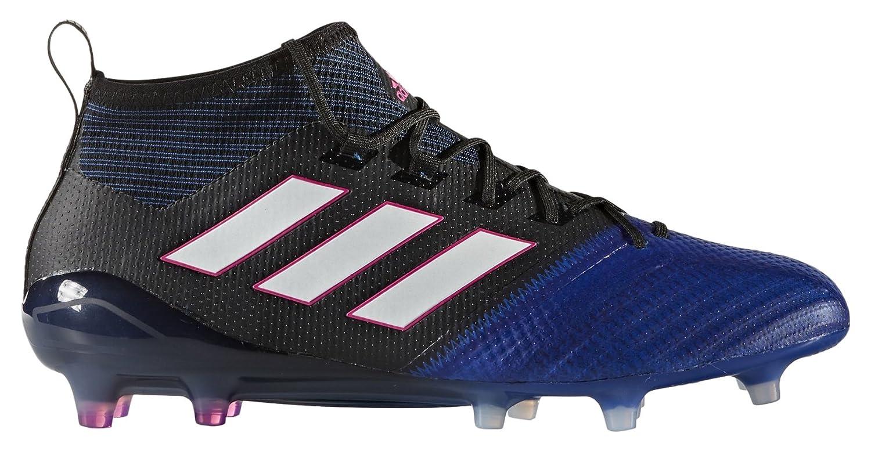 Noir (Negbas Ftwbla bleu) 45 EU adidas Ace 17.1 Primeknit FG, pour Les pour Les Chaussures de Formation de Football Homme