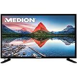MEDION LIFE P14118 MD 21430 59,9 cm (23,6 Zoll Full HD) Fernseher (LCD-TV mit LED-Backlight, Triple Tuner, DVB-T2 HD, HDMI, CI+, USB, Mediaplayer) schwarz