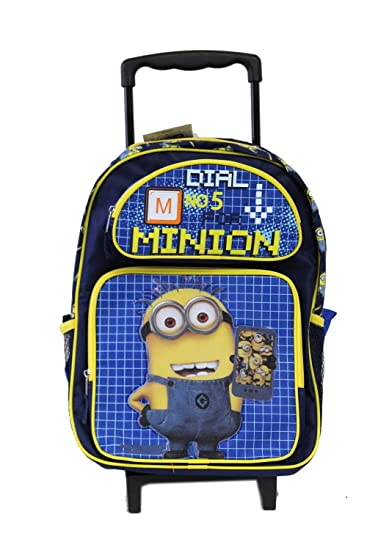 Amazon.com: Full Size Black and Blue Dial 5 for Minion Despicable ...