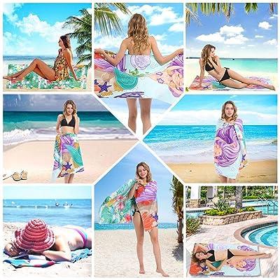 Angler Fish Sand Free Beach Towel