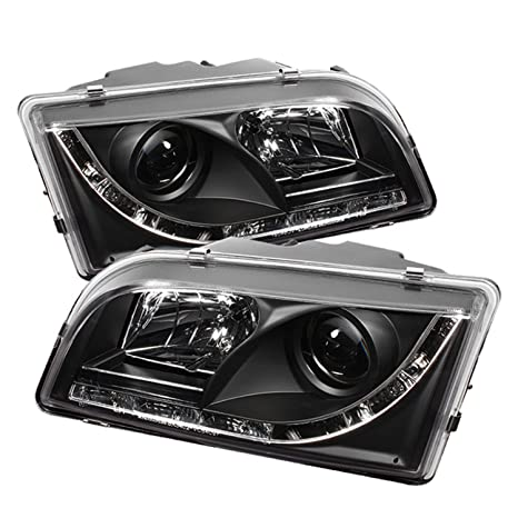 Amazon.com: Spyder Auto Volvo S40 DRL Proyector LED ...