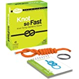 ThinkFun Brain Fitness Knot So Fast Knot Tying Game for Age 12 and Up