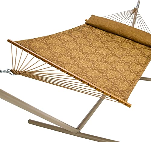 East Coast Hammocks Q9024 Large 2 Person Soft Polyester Quilted Hammock