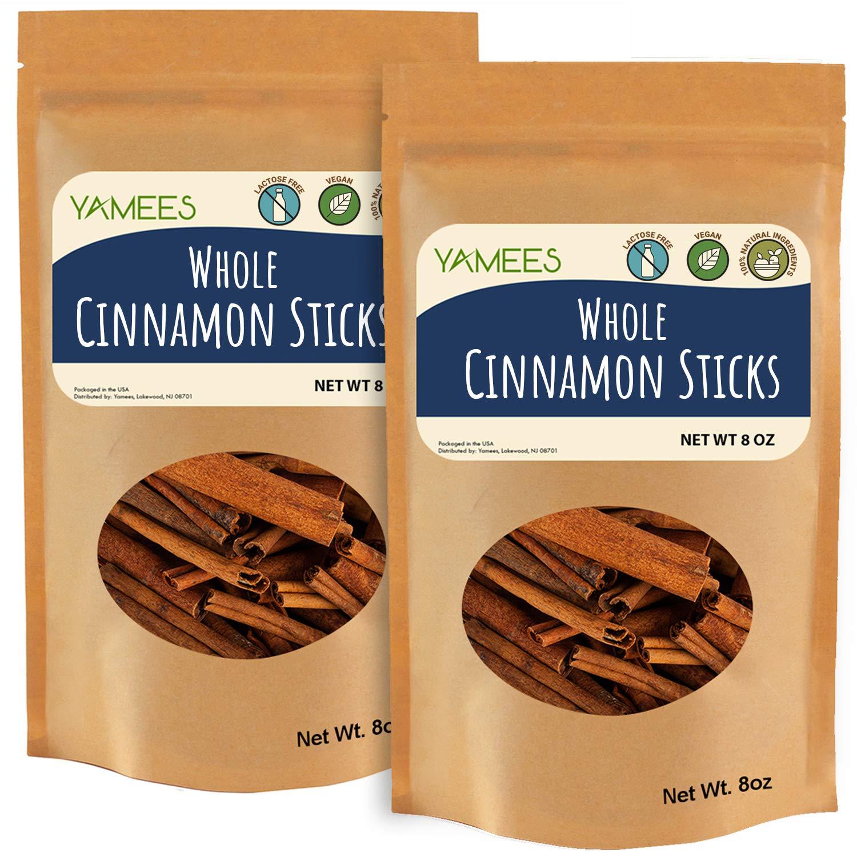 Yamees Cinnamon Sticks - 2 3/4