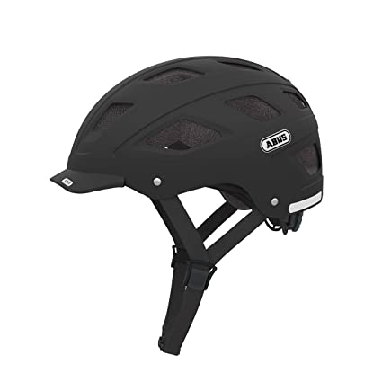 Amazon.com : ABUS Hyban Helmet Velvet Black Large 56-61 ...