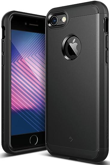 online store 6780c e11ff Caseology Legion for Apple iPhone 7 Case (2016) - Dual-Layer Armor - Matte  Black