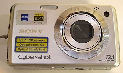 SONY DSC-W230 WINDOWS 7 DRIVER