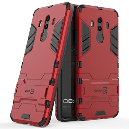 Amazon.com: Huawei Mate 10 Pro Caso, coveron Shadow Armor ...