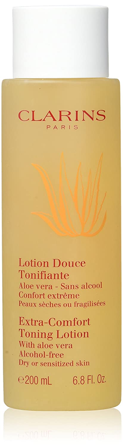 Clarins 200ml Extra Comfort Toning Lotion with Aloe Vera (Dry/Sensitized Skin) NGP3320 CLA03361_-200ML