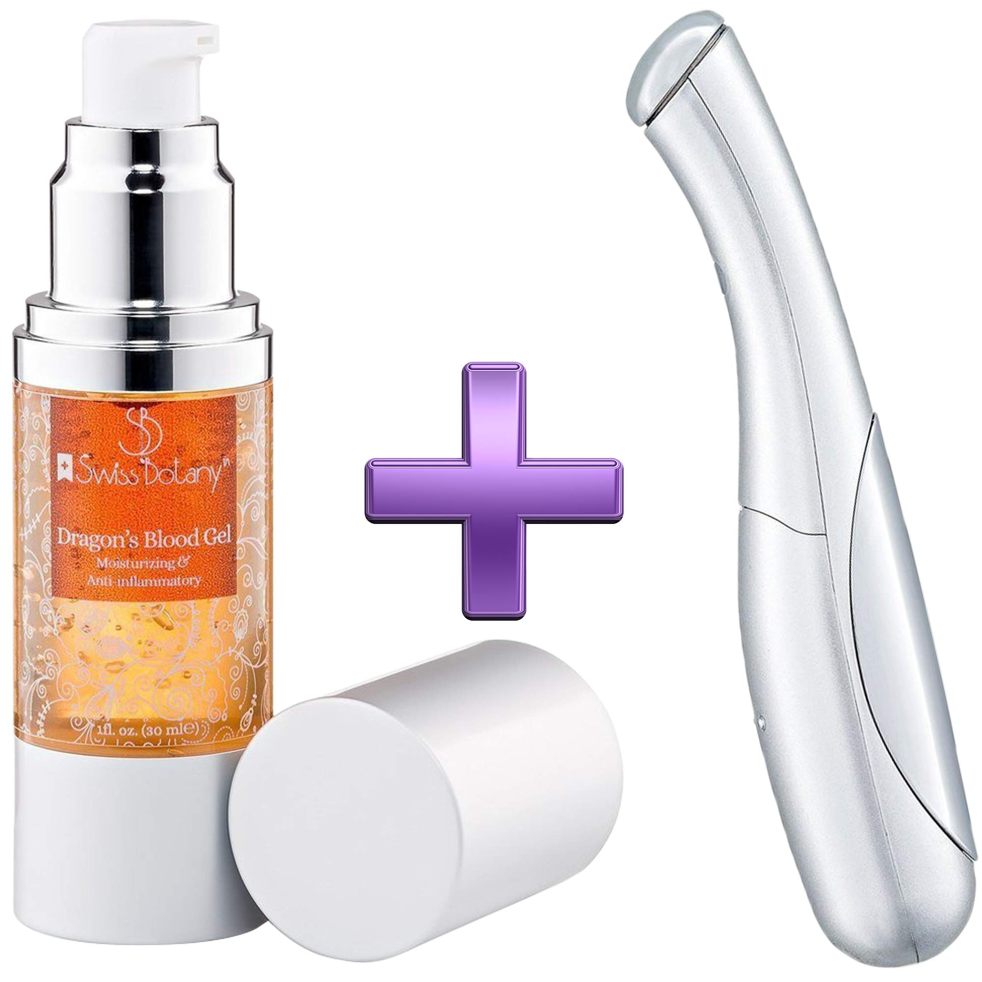 Under Eye Lift Gel for Dark Circles and Puffiness Instantly Lifts eye wrinkles by Swiss Botany