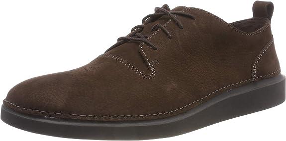 TALLA 40 EU. Clarks Hale Lace, Zapatos de Cordones Derby para Hombre