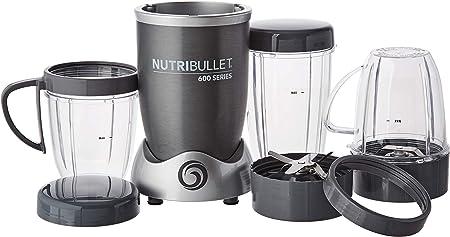 NutriBullet NBR-1240M - Aparato para preparar Smoothies, color ...