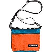 Shoebill サコッシュ バッグ ショルダーバッグ ナイロン 防水 小さめ おりたたみ 登山 アウトドア 軽量