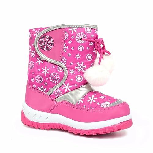 EnvyLondon - Sandali da ragazza' , rosa (Pink), Bambino 28,5 EU
