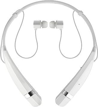 LG Tone Pro II - Auriculares in-ear, blanco: Amazon.es: Electrónica