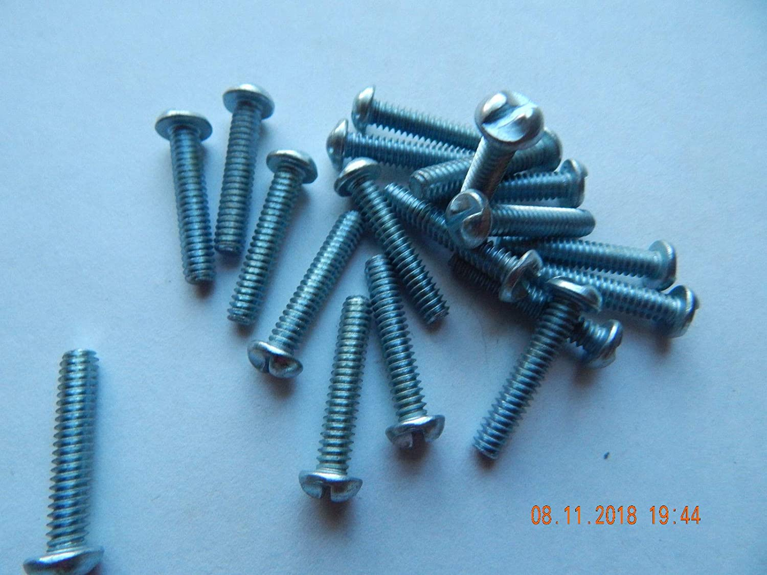 1300-Piece Hard-to-Find Fastener 014973318321 Square Deckselect Silver 7 x 1-Inch