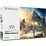 Xbox One S Consola de 500GB + Juego Assassin's Creed Origins - Bundle Edition