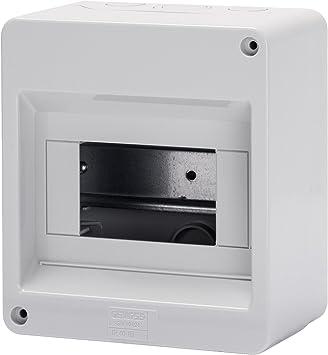 Gewiss GW40028 caja eléctrica - Caja para cuadro eléctrico (95 mm, 215 mm, 250 mm): Amazon.es: Bricolaje y herramientas