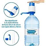 Balvi - H2O dispensador de Agua con Capacidad de 5,5 litros en ...