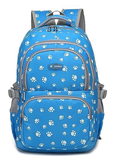 5a34be1277dc6 Keshi Nylon neuer Stil Schulrucksäcke Rucksack Damen Mädchen Vintage Schule  Rucksäcke mit Moderner Streifen